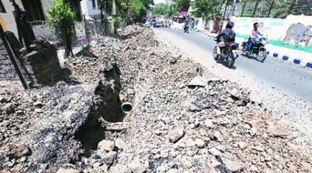 Civic amenities: NCP, BJP go all-out to catch publiceye