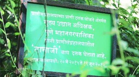 Love of the wild- PMC officials 'adopt' Katraj Zoo animals