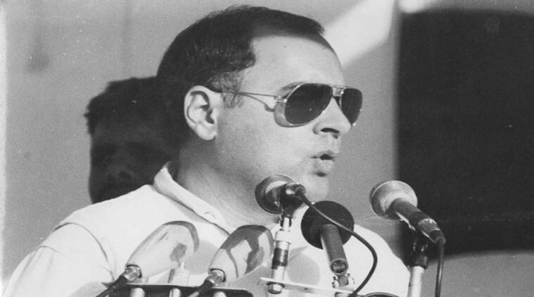 Rajiv Gandhi, Narendra Modi, anti-terrorism day Rajiv Gandhi was assassinated on May 21, 1991, by LTTE cadres in a suicide bombing attack at a rally in Tamil Nadu. (Source: Express Archive)
