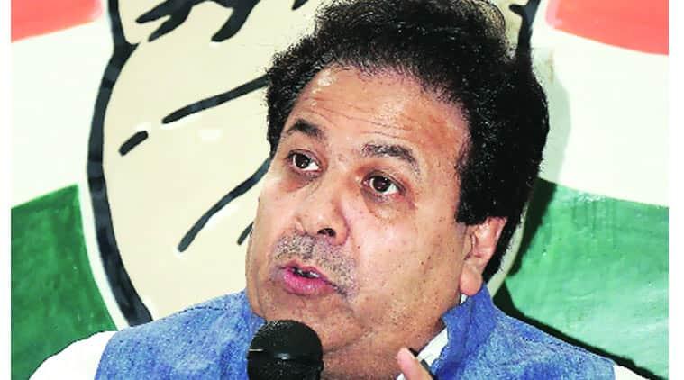 TMC, Mukul Roy, Congress Rajiv Shukla, Congress Campaign, kolkata news, city news, local news, bengal news, Indian Express