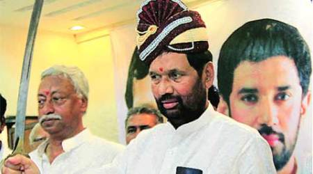 Ram Vilas Paswan, Paswan, BJP, India inflation, Rahul Gandhi, Rahul Gandhi suit-boot ki sarkar, suit-boot ki sarkar, Congress, Narendra Modi, Modi government, PM Modi, indian express, nation news