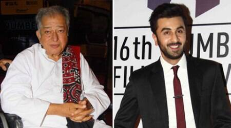 Ranbir Kapoor's special gesture for Shashi Kapoor