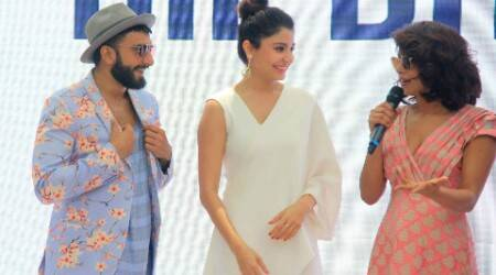 'Dil Dhadakne Do' cast – Ranveer Singh, Anushka Sharma, Priyanka Chopra beat the summer heat with brunch