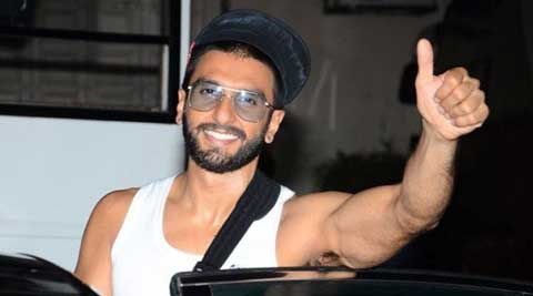 Ranveer Singh, Ranveer Singh news, Ranveer Singh shoulder injury, Bajirao Mastani, Bajirao Mastani film, Bajirao Mastani movie, Bajirao Mastani cast, Bajirao Mastani ranveer singh, Bajirao Mastani release, Bajirao Mastani deepika padukone, Bajirao Mastani priyanka chopra, sanjay leela bhansali