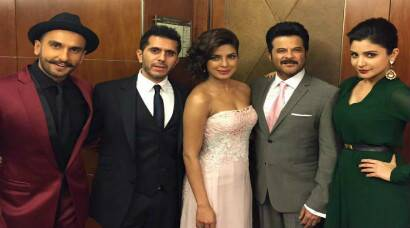 Ranveer Singh, Priyanka Chopra, Anushka Sharma take 'Dil Dhadakne Do' to Dubai for AIBA