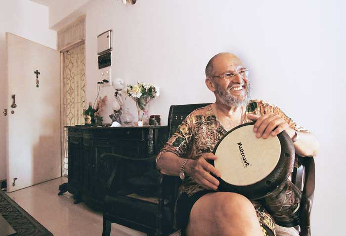 Raymond Albuquerque was the first to hire Cordeiro for his band (Source: Express photo by Amit Chakravarty)