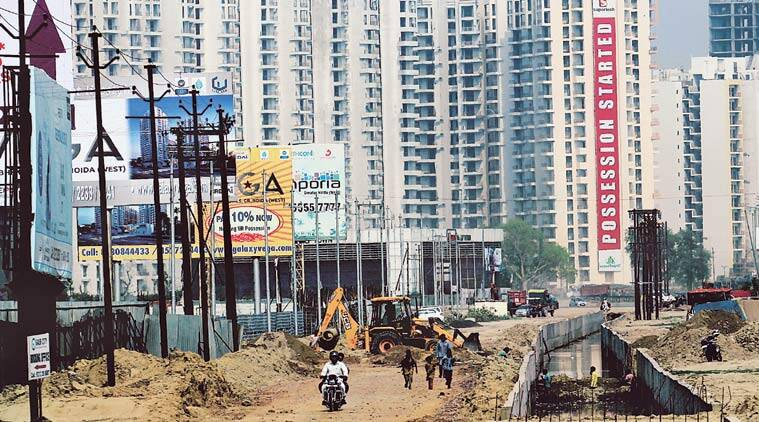 noida, noida real estate, noida buildings, real estate noida, noida news, india news, indian express, indian express estates, urban news, building news, india news