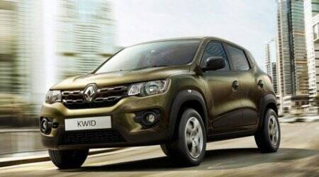 Renault Kwid, new kwid, automated manual transmission kwid, AMT, renault news, auto news, car launches, latest news, indian express