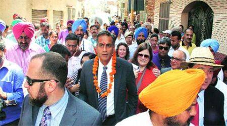 US ambassador, US ambassador Richard Verma, US ambassador to India, Richard Verma Punjab, Richard Verma ancestral home, India latest news