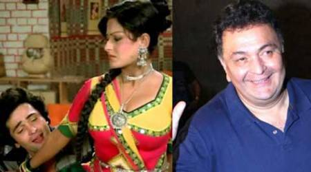 Rishi Kapoor responds to Moushumi Chatterjee's 'arrogant' remark