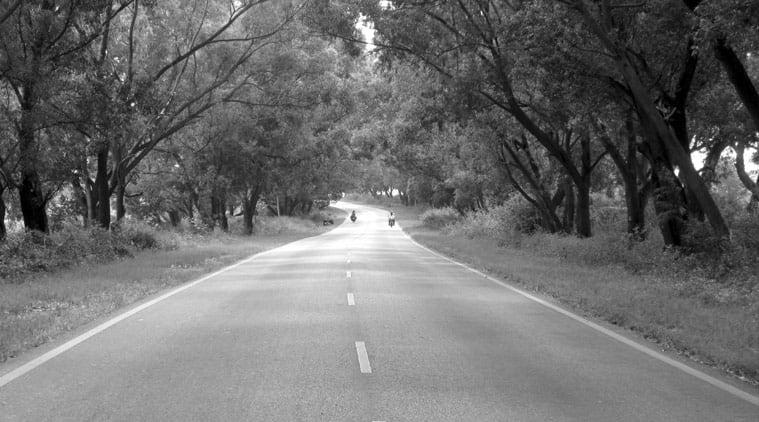 road trip, outward trip, return trip, round trip, reflection, walk, hindsight