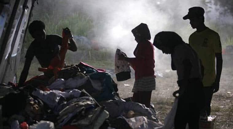 rohingya, rohingya girls, bangladesh,rohingya refugee girls, rohingya migrants, rohingya migrats in India, rohingya refugee girls trafficked, Myanmar, indian express