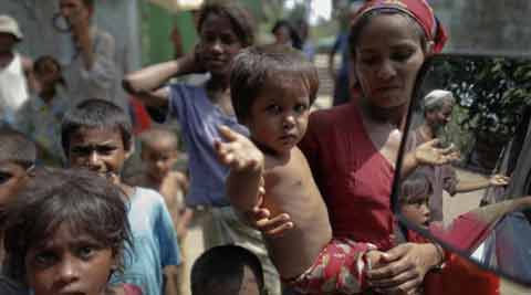 Rohingya muslims, Rohingya muslims Hyderabad, Rohingya refugees, Rohingya refugees Hyderabad, Cyberabad police, India latest news