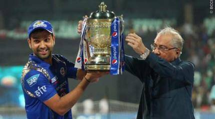 When Rohit turned MI's master and commander