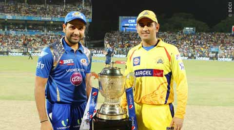 Rohit Sharma, MS Dhoni most discussed on Facebook during IPL final