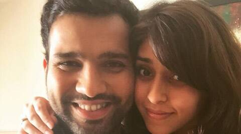 Rohit Sharma gets engaged to 'best friend' Ritika Sajdeh