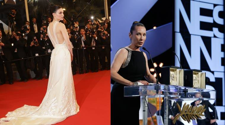 Rooney Mara, Emmanuelle Bercot, Cannes 2015, Cannes