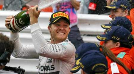 Surprise hat-trick for Nico Rosberg at Monaco Grand Prix