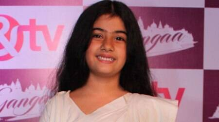 Small screen's Gangaa - Ruhana Khanna in music video for a cause