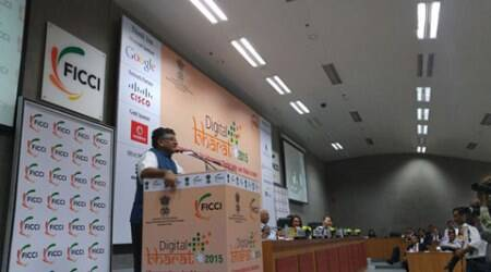 Modi govt will be known for information superhighways: Ravi Shankar Prasad at #DigitalBharat