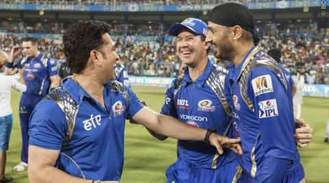 Staying together in tough times is the key to MI's success: Sachin Tendulkar