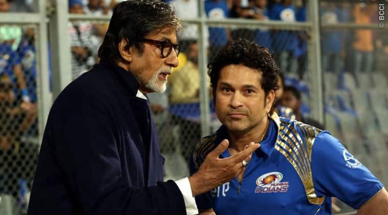 Sachin Tendulkar, Amitabh Bachchan, Sachin Amitabh, Sachin Amitabh Bachchan, Amitabh Bachchan Sachin, Amitabh Bachchan Piku, Deepika Padukone, Irrfan Khan, Photos, Latest photos