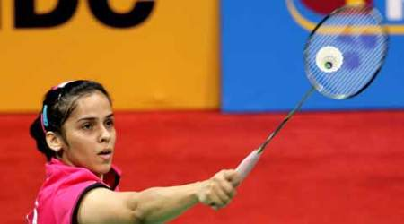 Saina shines brighter than Sun
