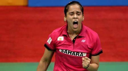 Saina regains top spot
