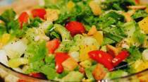 Express Recipes: How to make the freshest salad ever