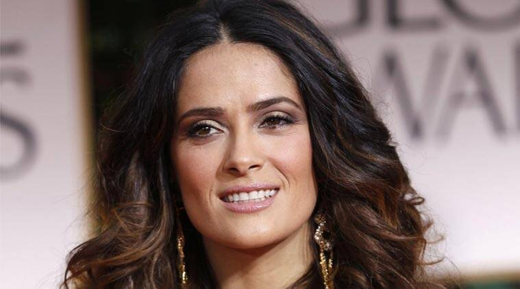 salma hayek daughter
