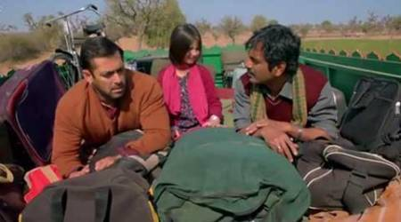 Being Salman Khan: 'Bajrangi Bhaijaan' teaser is all about the superstar
