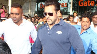 Salman Khan arrives in Mumbai ahead of hit and run verdict
