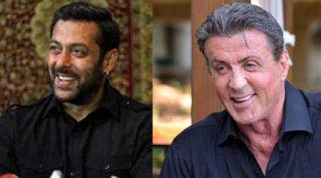 From one superstar to another: Sylvester Stallone wants to do an action film with Salman Khan