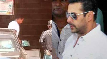 Day after Salman Khan verdict, friend Aamir Khan meets him at his residence