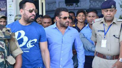 Salman Khan and his controversies