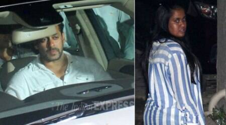 Salman Khan verdict: We leave the rest to God and pray for the best, tweets Arpita