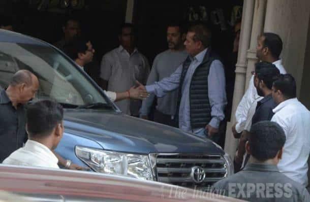 Salman Khan, Salman Khan Aamir Khan, Rak Thackeray