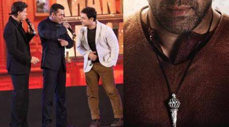 Salman Khan thanks Shah Rukh Khan and Aamir Khan for tweeting 'Bajrangi Bhaijaan's look