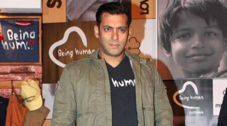 Being Human not donating for Nepal quake victims: Salman Khan
