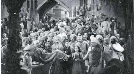 Diamond jubilee: Sant Dnyaneshwar, the film, turns 75