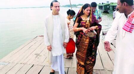 Breaking Celibacy Vow: Was forced into satra, says Assam pontiff