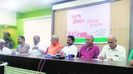 AAP, AAP Pune, AAP member resgin, resignation, AAP Maharashtra, Arvind kejriwal, Yogendra Yadav, Swaraj Samvad, pune news, city news, local news, Maharashtra News, Pune newsline, Indian Express