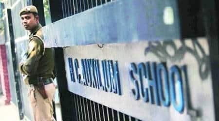Auxilium School vandalised by robbers:Police