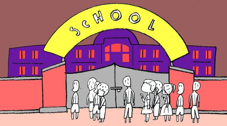 Right to Education, Right to Education Act 2009, school admission, private school admission, RTE Act, UPSCRPC, lucknow news, city news, local news, UP news, Indian Express