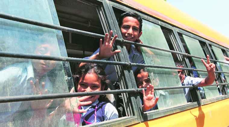 School bus safety essay