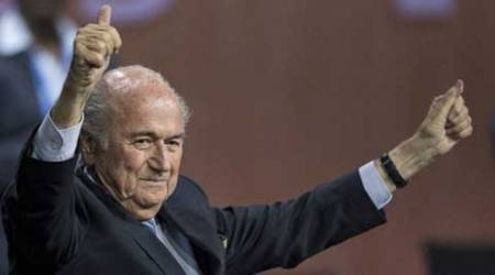 FIFA president Sepp Blatter hits back at United States, adversaries