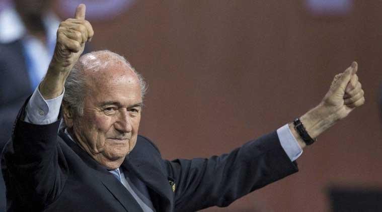 Sepp Blatter, Sepp Blatter resigns, Sepp Blatter resigns as FIfa presidnet, fifa, football, blatter, football news, latest news, breaking news