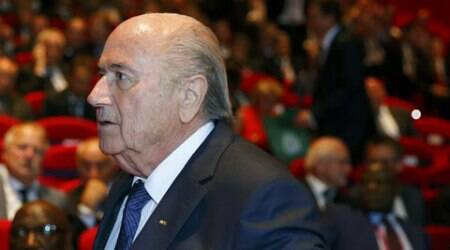 Defiant soccer chief Blatter refuses to step aside
