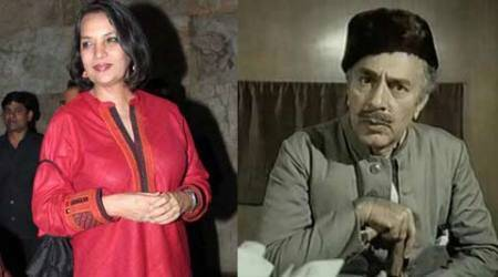 Shabana Azmi remembers Balraj Sahni on his 102nd birth anniversary