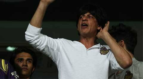 Shah Rukh Khan, indian premiere league, Kolkata Knight Riders beat Sunrisers Hyderabad, Brad Hogg, Johan Botha, kolkata knight riders win, SRK Brad Hogg johan Botha, Srk feels younger, Shah Rukh Khan IPL, Shah rukh Khan Eden Gardens, bollywood, entertainment news